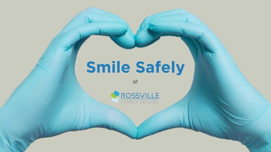 Smile Safely at Rossville Family Dental